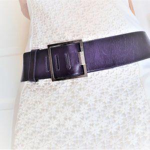 💖Sarah Pacini Leather Belt💖